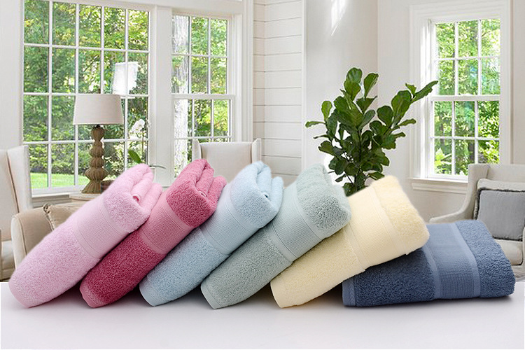 Baby Towels 2 OR 3 pcs/lot 100% Bamboo Fiber 34*34cm Muslin Towel Handkerchiefs Thickened Smooth Wipe Towel