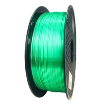 Silk Color 1.75mm Printing Filament 1KG PLA 3D Printer Plastic Material Best Seller Metal Silky Shiny For Print