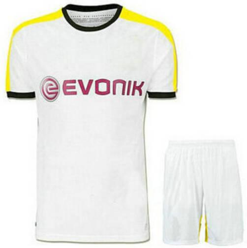 dd2f1d05 Online Shop 15 16 Borussia Dortmund kits home yellow soccer football jersey  kits. best quality BVB soccer uniforms Jerseys embroidery logo | Aliexpress  ...