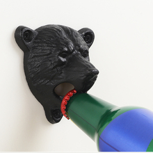 Чугунный винтажный штопор для бутылок настенная винная открывашка для содовой инструменты барные пивные открывалки аксессуары для дома кухни вечерние принадлежности