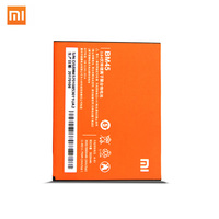 Xiaomi Redmi Note 2 Lithium Polymer Battery Cell 3 7V Rechargcble Batteries 3020mAh High Capacity BM45