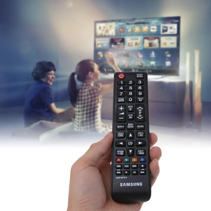 TV Remote Control For AA59-00741A For Samsung AA59-00602A AA59-00666A  AA59-00496A