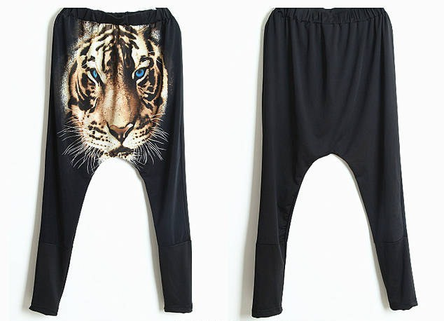Popular Wolf Harem Pants-Buy Cheap Wolf Harem Pants lots from ...
