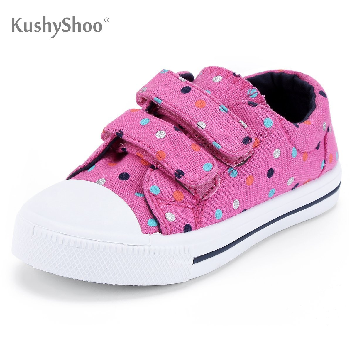 KushyShoo Children Shoes Sport Breathable Boys Sneakers Kids Shoes For Girls Casual Child Flat Canvas Shoes Baby Sneakers