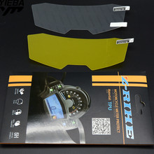 Motorcycle Cluster Scratch Protection Film Screen Protector Stickers For Yamaha MT-07 MT07 MT 07 FZ-07 FZ07 FZ 2014-2017 2016
