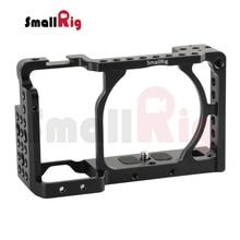 (Новая версия) smallrig клетка для Sony A6300/A6000/A6500 ILCE-6000/ILCE-6300/ILCE-A6500 Sony Nex-7 клетка-1661