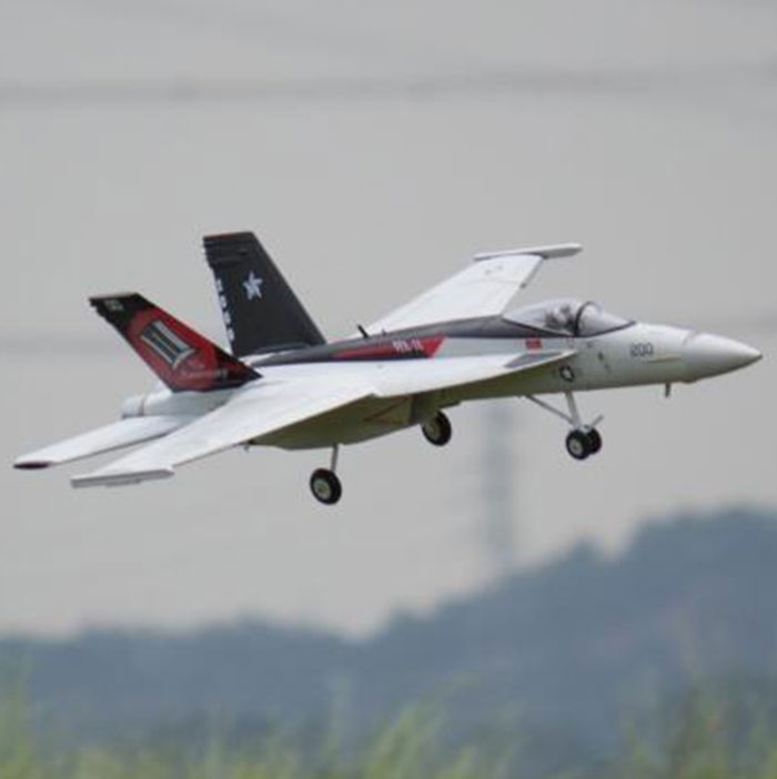 RC plane EDF jets Freewing F18 64mm EDF