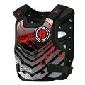 Scoyco AM06 Motorcycles armadura Motocross Chest Back Protector Armor Vest Racing Protective Body-Guards chaquetas jaqueta Red