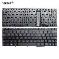 GZEELE New laptop US Keyboard For ASUS T100 T100A T100TA T100H English Keyboard without frame BLACK