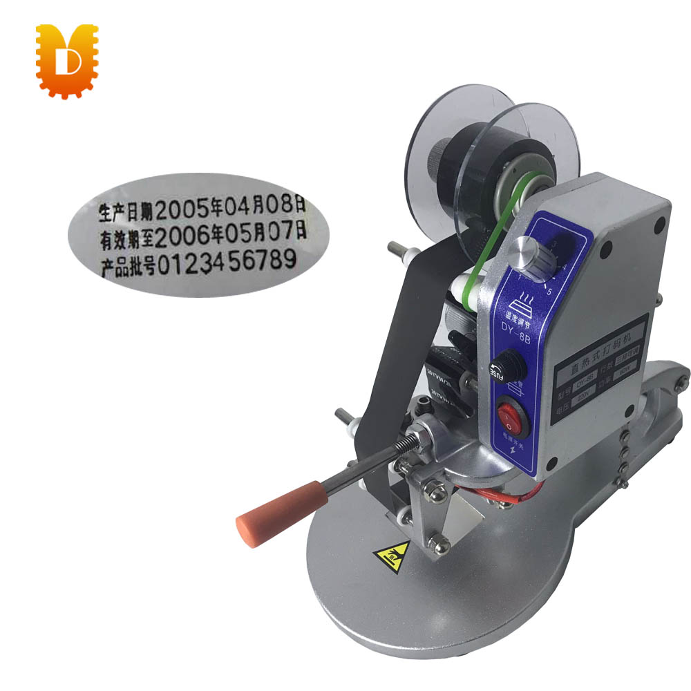 Coding Machine/ Printing Machine/ Manual Number Code Printer for Bag & Paper & Film