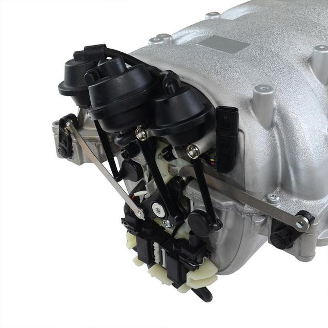 AP02 INTAKE ENGINE MANIFOLD ASSEMBLY 2721402401 for Mercedes-Benz ML C230 C280 CLK GLK E350 R350 SLK M272 M273 V6 Engine 2