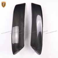 M3 style Carbon Fiber Front Bumper Lip Splitters For BMW 3 Series E46 Auto Racing Car 1999 2000 2001 2002 2003 2004 2005