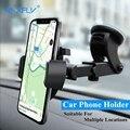 RAXFLY держатель автомобильного телефона для iPhone Samsung держатель для телефона в машину нели автомобиля лобового стекла 360 Регулируемая подстав...
