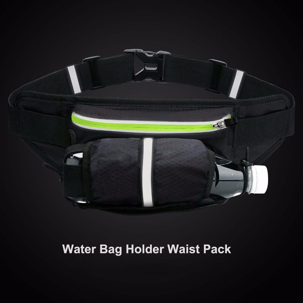 Sireck Running Bags Waterproof Running Waist Bag Sport Water Bottle Holder Fitness Phone Pouch Jogging Belt Gym Bag Accessories 9