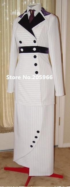 Free Shipping 1912 Titanic Boarding Suit / Edwardian Style Movie gown /Event Costume/Function Costume