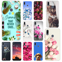 Soft TPU Cover Case For Asus ZenFone Max Pro M1 ZB602KL Silicone Case Cover For Asus ZenFone Max Pro M2 ZB631KL ZB633KL Bumper(China)