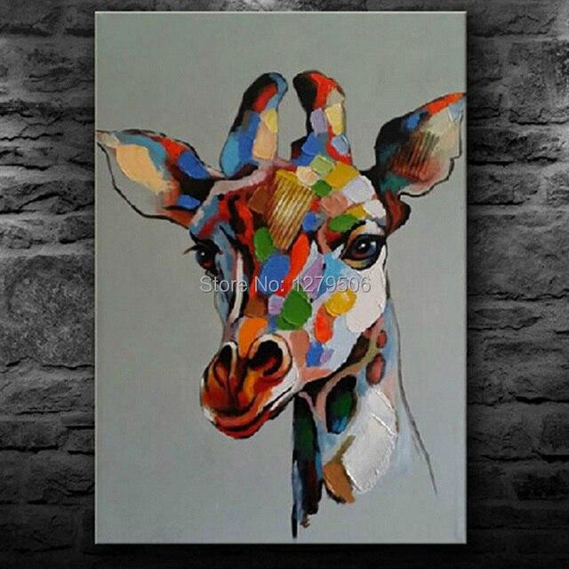 Buy handmade abstract cute baby giraffe for Cute abstract art