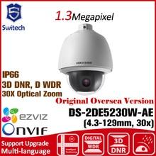 HIKVISION DS-2DE5230W-AE ip Camera PTZ original English Version CMOS Cctv security 20X Optical Zoom tracking Hik ONVIF uk RJ45