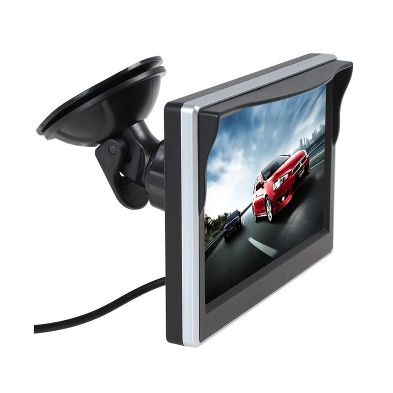 XYCING 5 დიუმიანი TFT LCD ფერადი - მანქანის ელექტრონიკა - ფოტო 2