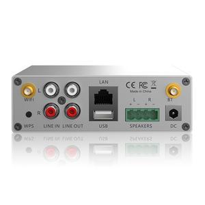 Image 4 - Arylic A50 ミニホーム無線lanとbluetoothハイファイステレオd級デジタルmultiroomアンプとlive365 のairplayイコライザー無料アプリ