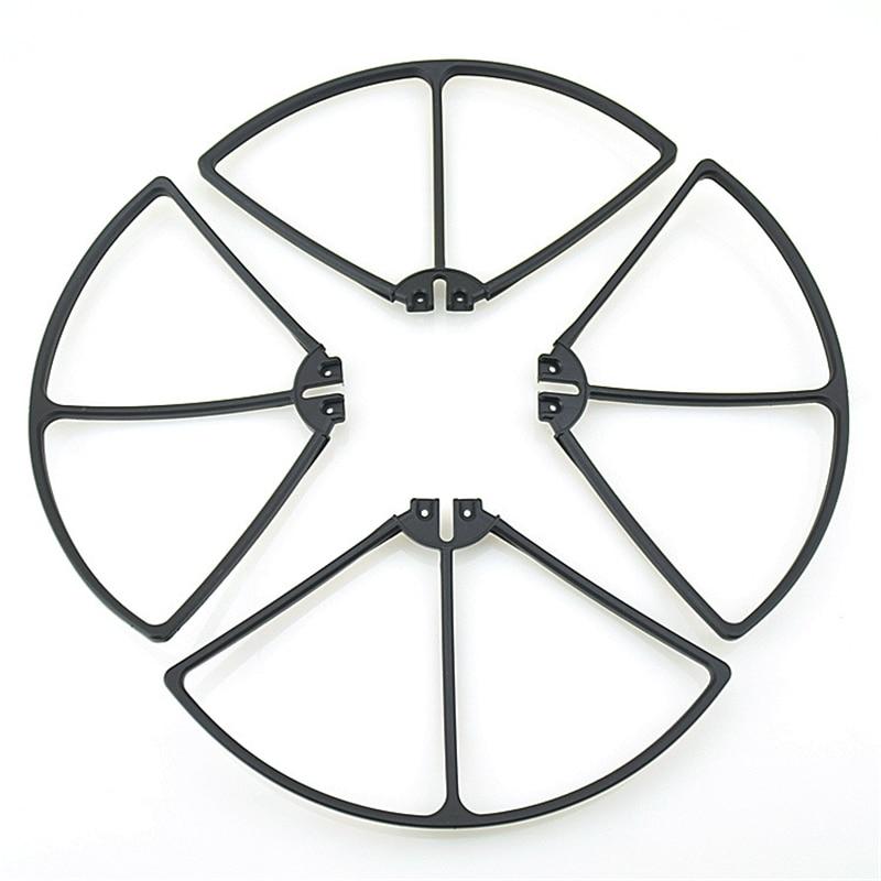 DOITOP 4PCS Blade Propeller Protection Frame Guard Cover for Syma X8 X8C X8W X8G X8HC X8HW X8HG RC Quadcopter Drone Parts #25