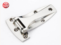 Stainless steel heavy bearing type hinge hardware refrigerator freezer door hinge heavy