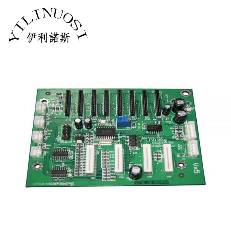 Infiniti / Challenger FY-8250B Printer Printhead Board spt 510 35pl original printhead for infiniti challenger machine