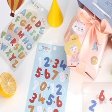 1pcs/lot Lovely Childrens Series Diary Sticker Photo album decoration stickers office stationery School Office Supply
