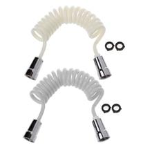 Handheld Toilet Spray Bidet Bathroom Sprayer Pet Shower Head Sprayer Set--2 phasat a2021 copper handheld bidet spray gun shower head silver