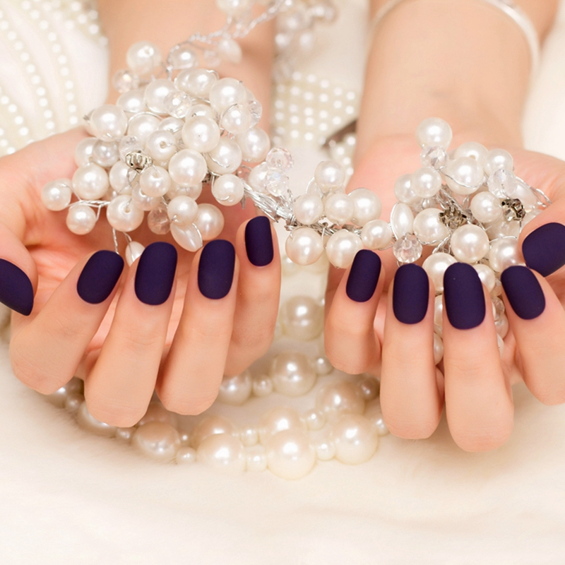 Kiss Round Nails | Best Nail Designs 2018