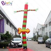 Personalized 20 feet length air blower sky dancer / diy air dancer / 6 meters air dancer car washing toys