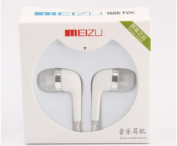 MEIZU Fashion cool Best Bass 3.5mm Earphone & headset For Xiaomi Htc IPhone 5 5S 4 Samsung MP3 MP4 Microphone Mic  new products picun c6 stereo headphones earphone with mic best bass foldable headset for iphone 6s pc mp4 xiaomi huawei meizu