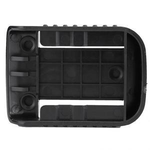 Image 4 - 5 шт. черные крепления батареи для De Walt XR 18V 60V Полка Для Хранения Подставка держатель Слоты вешалка для полок в мастерских