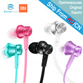 Original Xiaomi Earphone Piston Basic In-Ear Stereo with Mic Earbud Mi Earphones Headset for iPhone iPad Samsung Xiaomi Redmi
