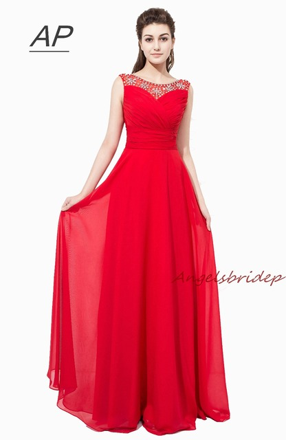 ANGELSBRIDEP Bridesmaid Dresses Long ... cfa41fa9a18f
