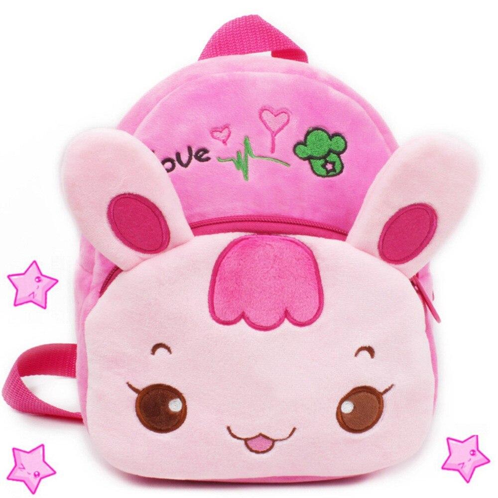 467650be0e MUQGEW Cute Kid Toddler School Bags Backpack 2018 Cartoon Animal Bag For Boys  Girls sac a
