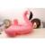 Engraçado Crianças Piscina Inflável Do Bebê Dos Desenhos Animados Anel da Nadada Do Bebê Assento Float Boat Swimming Pool & Acessórios