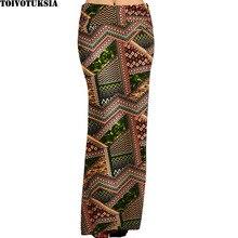 TOIVOTUKSIA Elegant Summer Soft Brushed Milk Silk Women Long Skirt Maxi Skirts High Waist Casual Vestidos Pleated Floor-Length