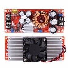 1500 W DC DC Step up Boost Dönüştürücü 10 60 V için 12 90 V 30A Sabit akım güç kaynağı modülü LED Sürücü Gerilim Güç Dönüştürücü