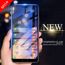 For Huawei honor 10 Glass Full Cover Tempered Glass For Huawei honor v10 honor View 10 5.84inch Screen Protector Film honor10