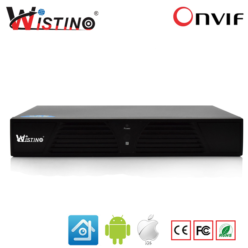 Wistino HD 1080P NVR 8CH 16CH Network Video Recorder H 265 HDMI VGA Video Output Support