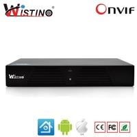Wistino HD 1080P NVR 4CH 8CH 16CH Network Video Recorder H 264 HDMI VGA Video Output
