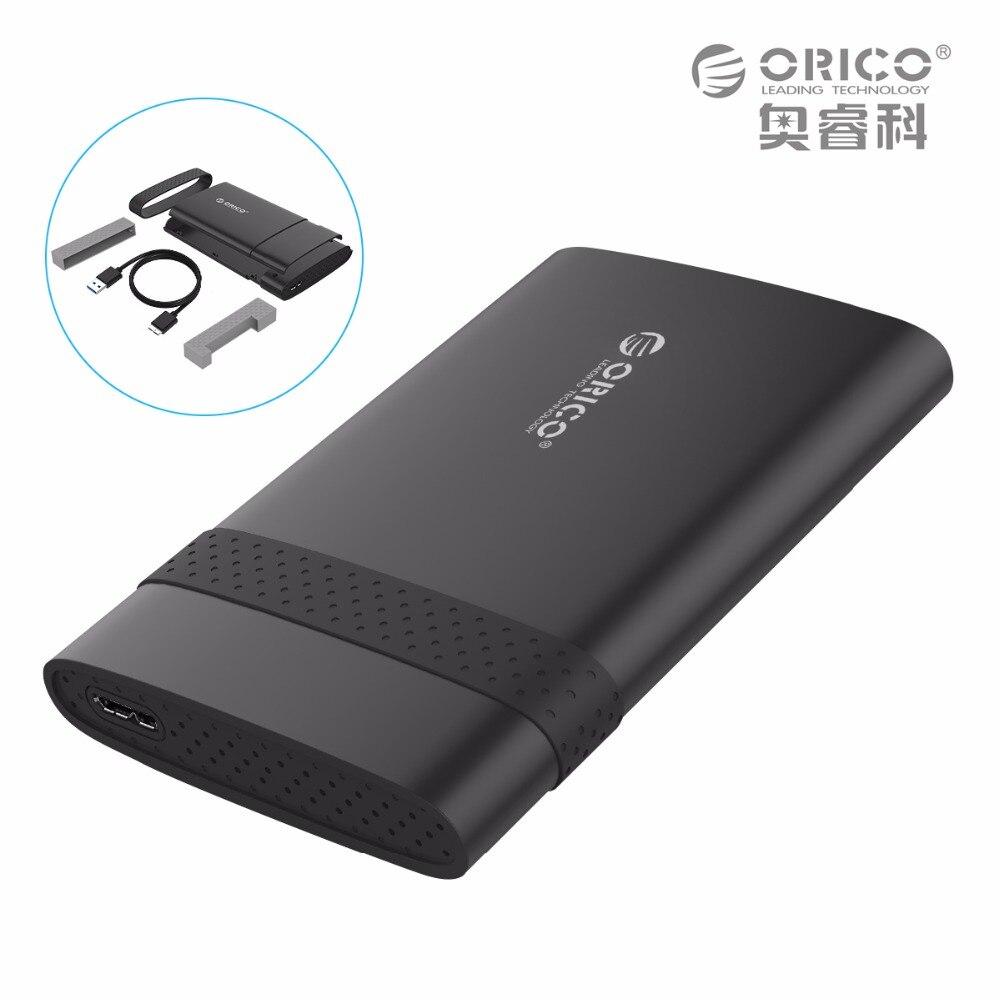 ORICO 2 5 Inch USB3 0 Tool Free font b HDD b font Enclosure ard Disk