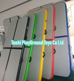 10*2 m inflatable air track tumbling,inflatable air track gymnastics