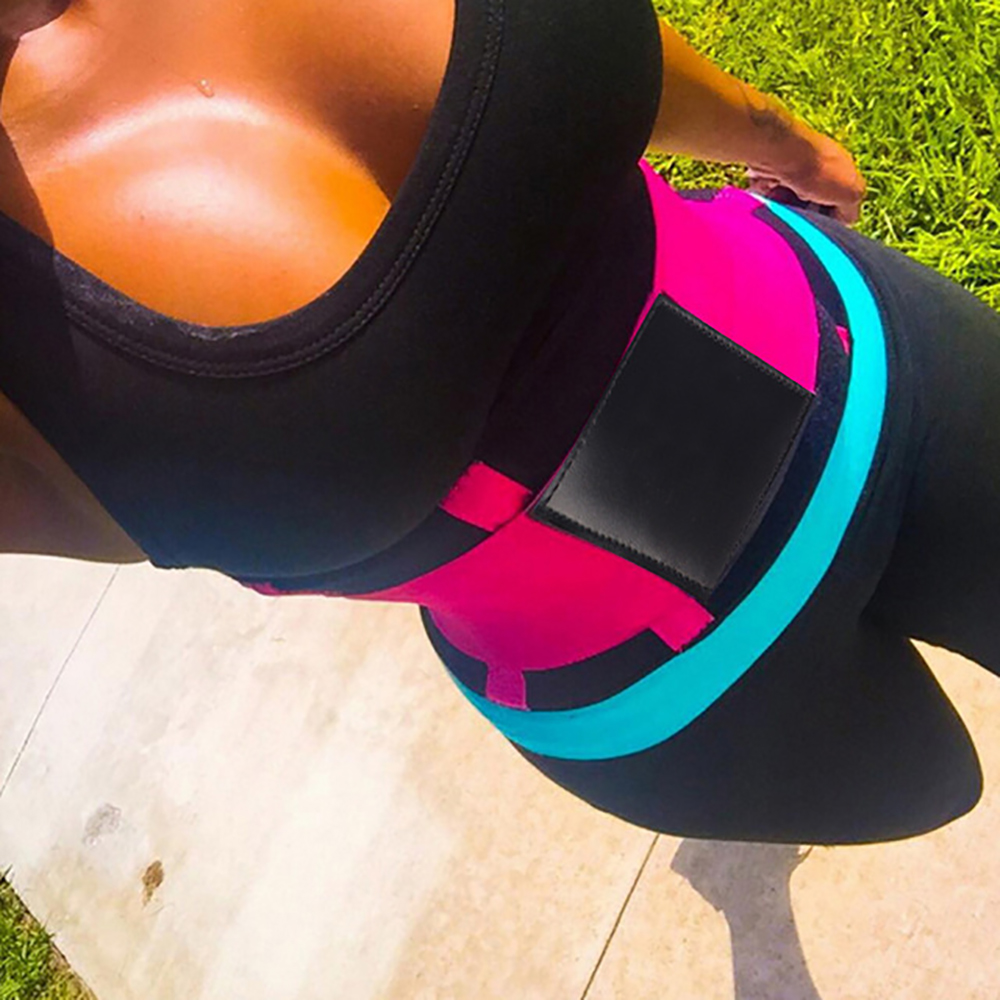 Unisex Xtreme Power Belt Slimming Thermo Shaper Waist Trainer Faja Sport Mould Perfect Figure Improve Fitness Effect