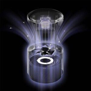 Image 4 - Mới Nhất Youpin Tím Xoáy USB Đèn Diệt Muỗi LED Hộ Gia Đình Im Lặng Đêm Ánh Sáng Đèn Không Có Bức Xạ Chống Muỗi Dispeller