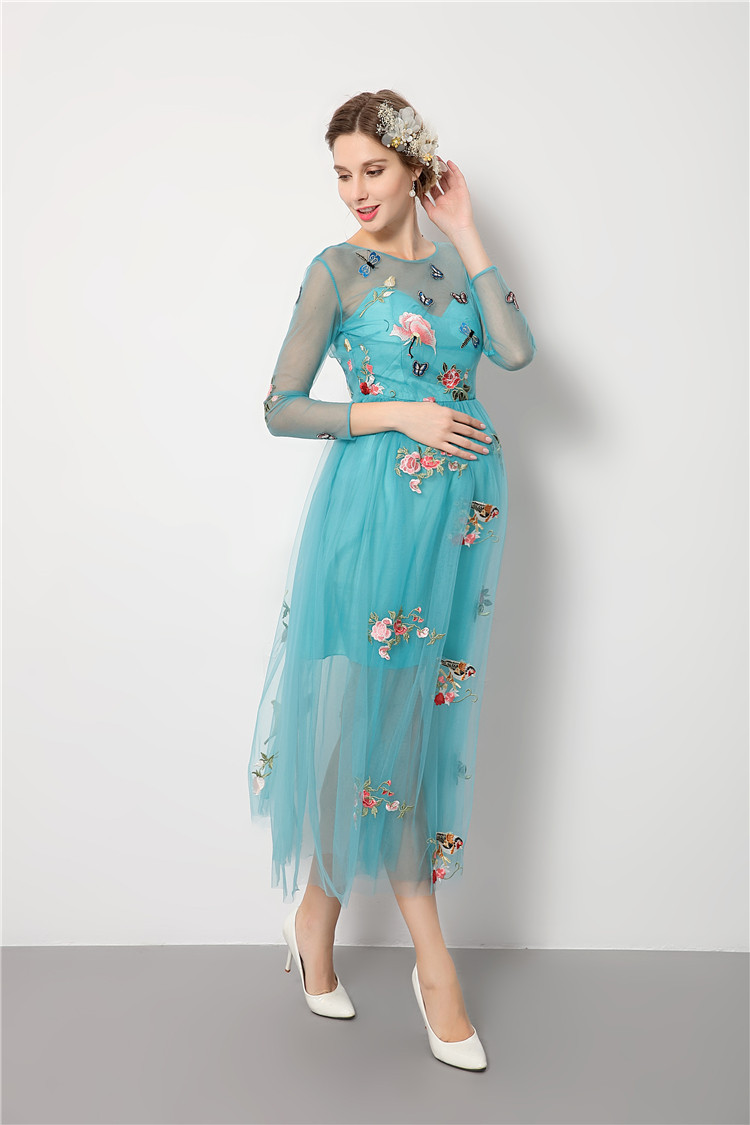 Maternity Dresses for Baby Showers Long Pregnancy Dress for Photo ...