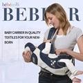 2-24 meses mejor portador de bebé para recién nacidos Ergonómico 360 soporte de carga 20Kg mochila portabebés Cuatro temporada kid abrigo de la honda