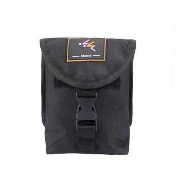 Bolsas de natación, bolsillo de cinturón de peso de repuesto para buceo con hebilla de liberación rápida, accesorios de buceo