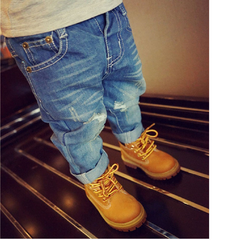 Fashion Arrivals Spring Autumn Baby Pants Baby Boys Jeans Kids Overalls Children Pants 100% Cotton Baby Boys Girls PP Pant B0727 50pcs lot cd4072be cd4072 dip 14 new origina